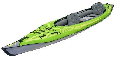 Advanced Elements AE1007-R Convertible Inflatable Kayak