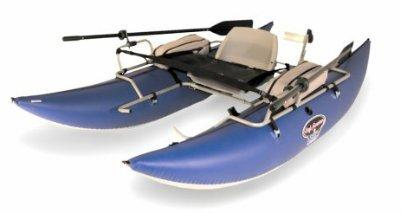 Bucks Bags High Adventure 9-Foot Pontoon Boat
