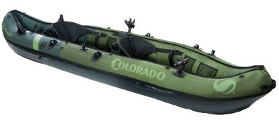 Coleman Colorado 2-person kayak