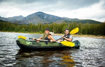 Single or tandem kayak buying guide image