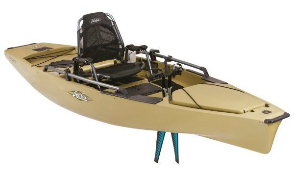 The Hobie Mirage Pro Angler 14'