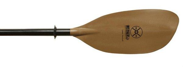 Werner Tybee Hooked Paddle Blade