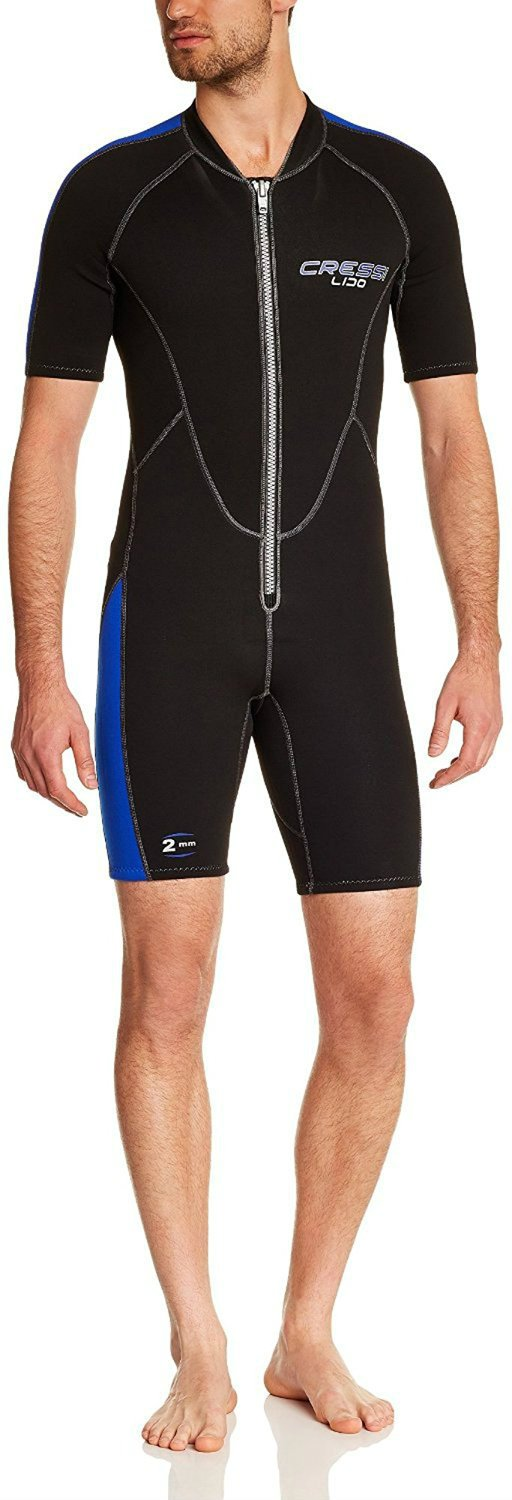 Cressi Lido 3mm Shorty Wetsuit