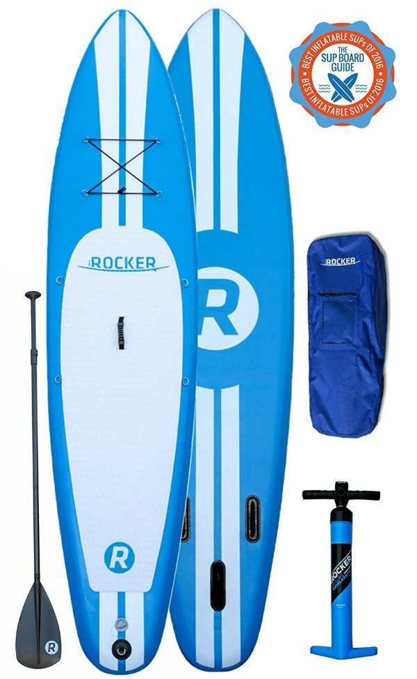 iRocker Paddle Boards 11' Inflatable SUP
