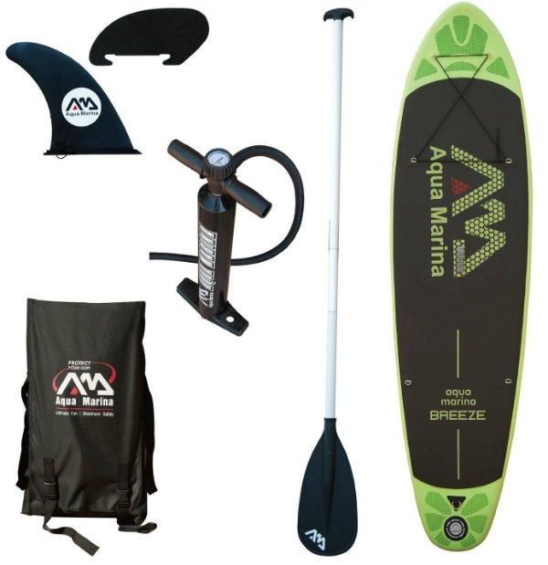 Aqua Marina Breeze Inflatable SUP