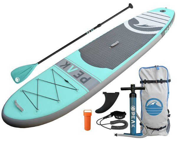 PEAK Inflatable Stand-Up Paddle