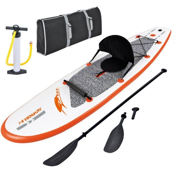 Blue Wave Sports Stingray Inflatable Paddle Board