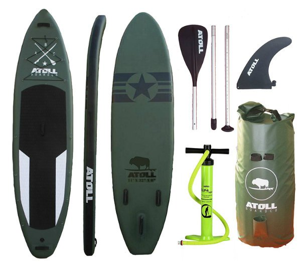 Atoll Inflatable Stand-Up Paddle Board