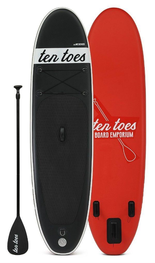 Ten Toes Inflatable Stand-Up Paddle Board
