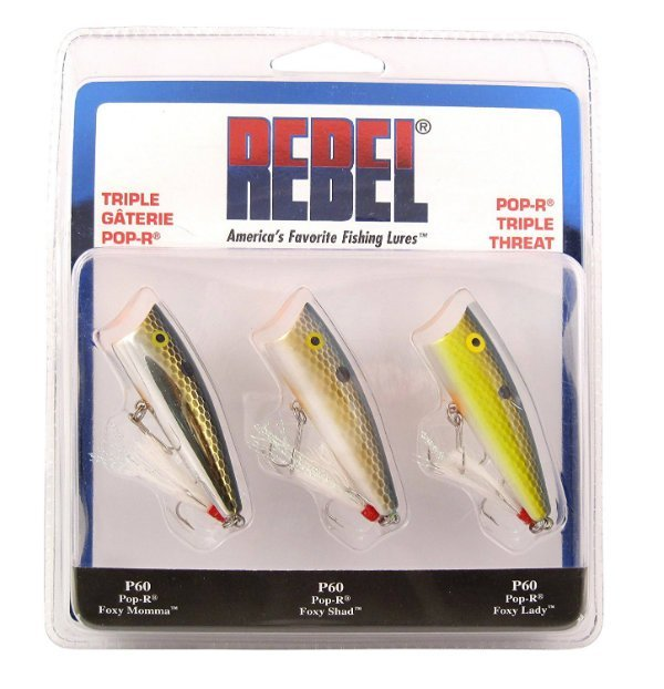 Topwater Lures