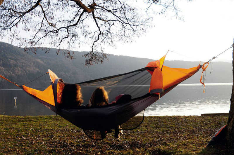 all about hammock tents