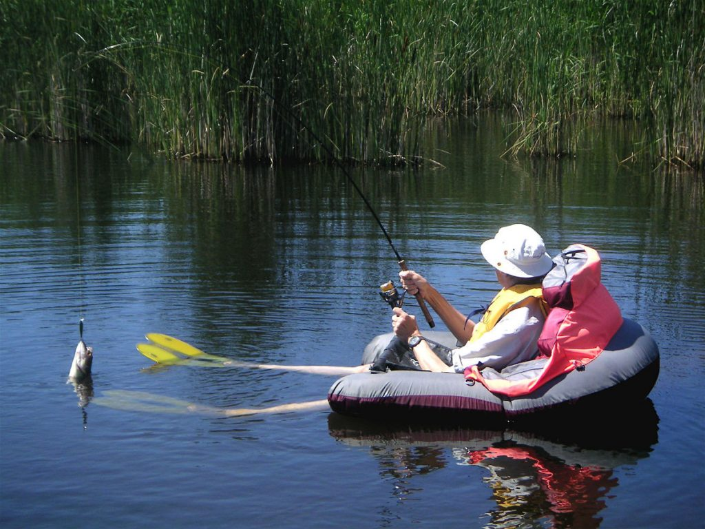 Fishing Float Tubes