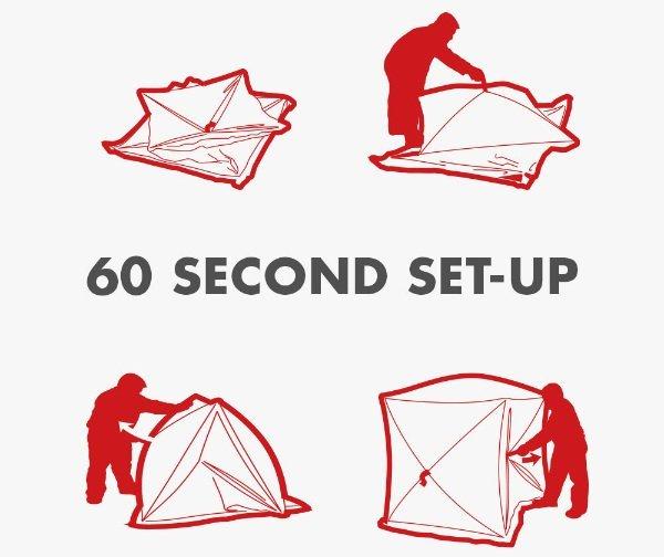 60 sec Set-Up